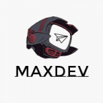logo client portfolio site web maxdev