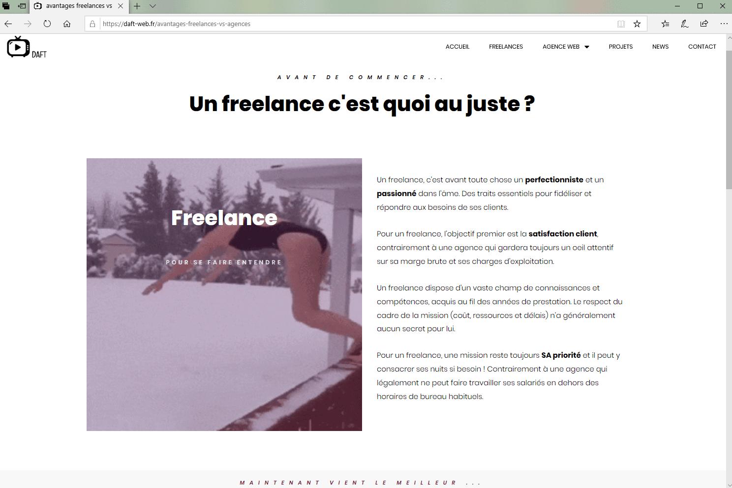 explication freelance sécurité st-etienne
